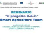 Presentazione progetto S.A.T.